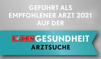 focus empfohlener arzt 2021