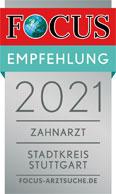 focus empfehlung 2021 stuttgart